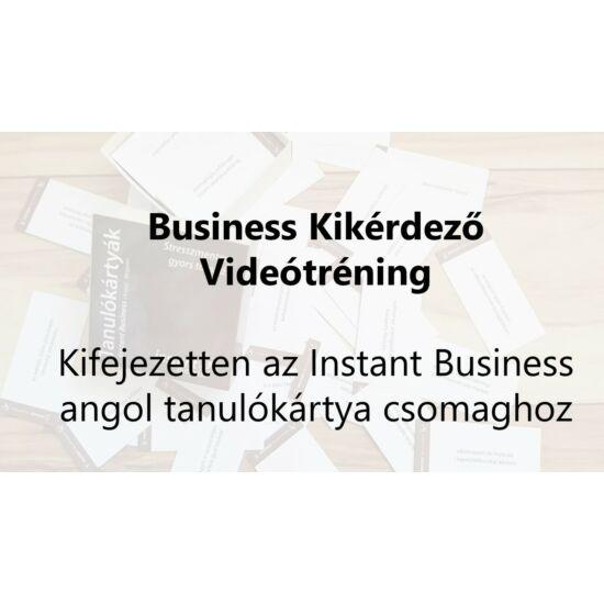 Business 1 Kikérdező