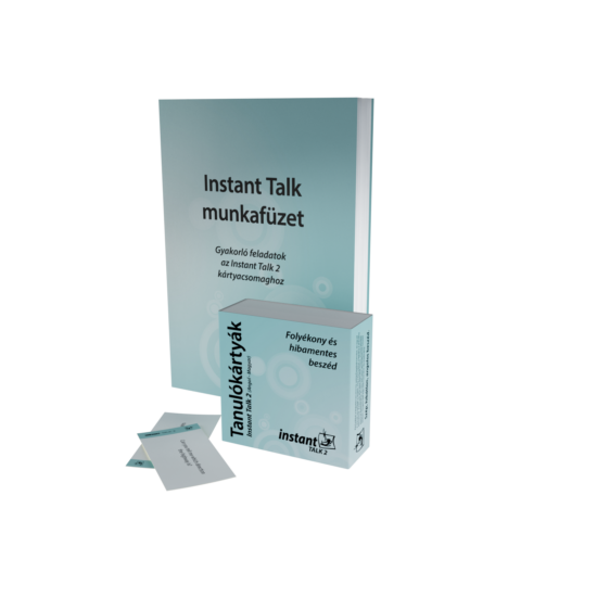 Instant Talk 2 Tanulókártyák (angol-magyar)
