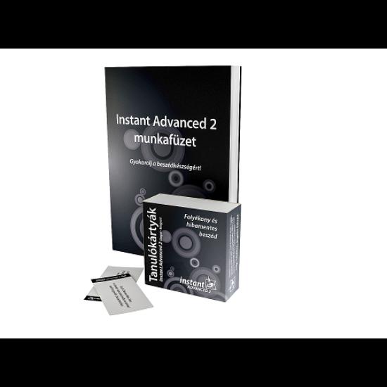 Instant Advanced 2 Tanulókártyák (angol-magyar)