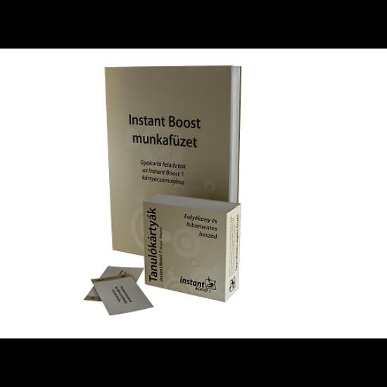 Instant Boost 1 Tanulókártyák (angol-magyar)