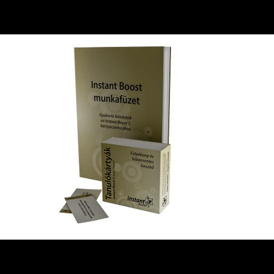 Instant Boost 2 Tanulókártyák (angol-magyar)