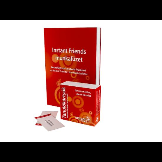 Instant Friends 1 Tanulókártyák (angol-magyar)