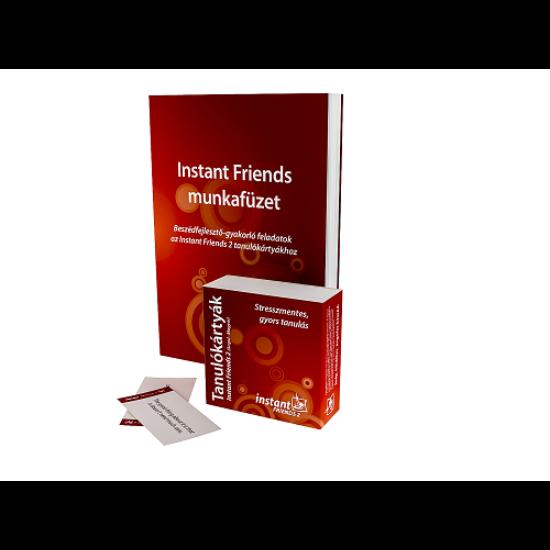 Instant Friends 2 Tanulókártyák (angol-magyar)