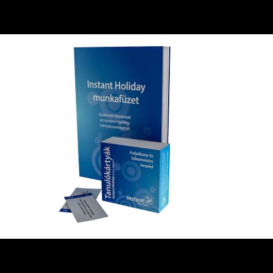 Instant Holiday Tanulókártyák (angol-magyar)