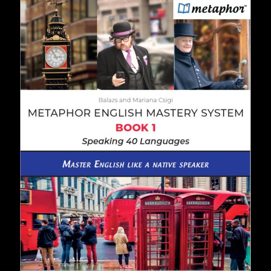 Metaphor Mastery 1. (e-book)