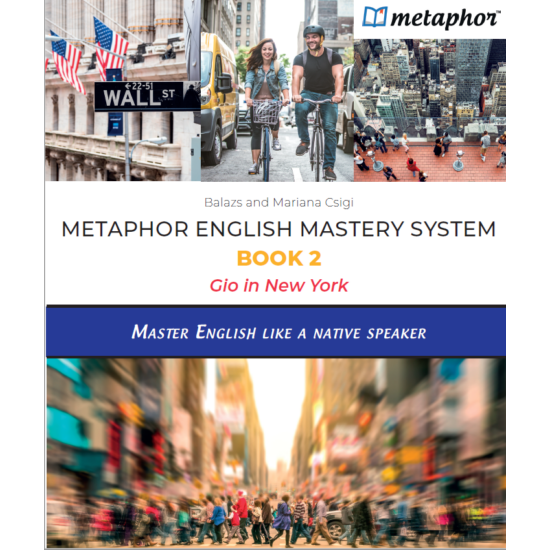Metaphor Mastery 2. (e-book)