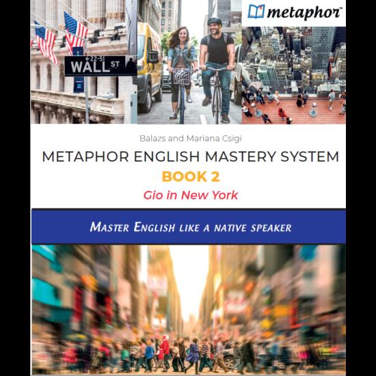 Metaphor Mastery 2. (e-book)