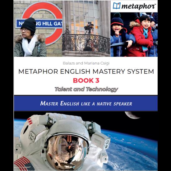 Metaphor Mastery 3. (e-book)