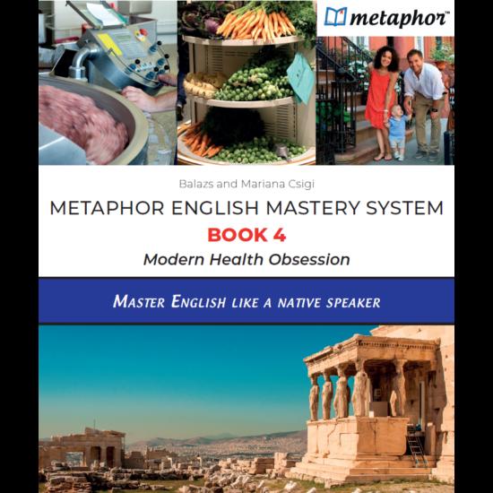 Metaphor Mastery 4. (e-book)