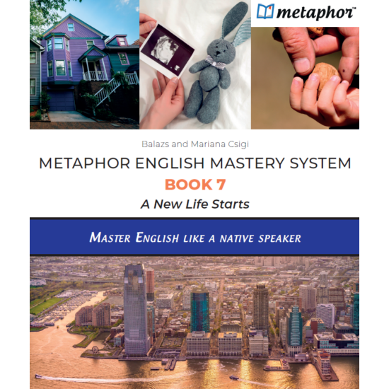 Metaphor Mastery 7. (e-book)