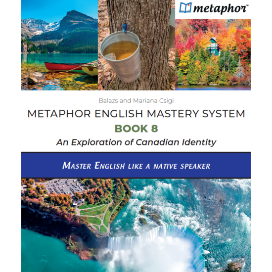 Metaphor Mastery 8. (e-book)