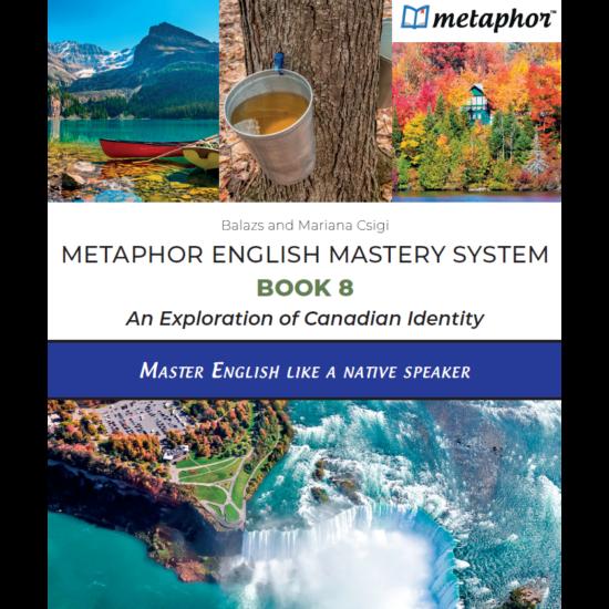 Metaphor Mastery 8. (e-book)