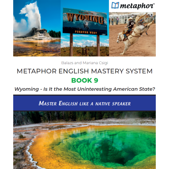 Metaphor Mastery 9. (e-book)